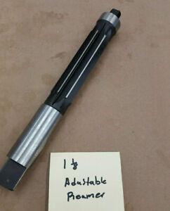 Adjustable Reamer 1 1 8