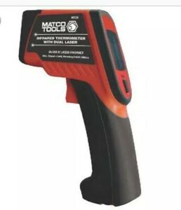 Matco Dual Laser Infrared Thermometer