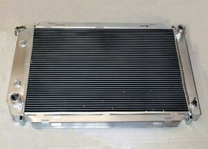 3 Row Performance Aluminum Radiator Fit For Ford Mustang At 1979 1993 New