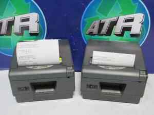 Star Micronics Tsp800ii Point Of Sale Thermal Printer
