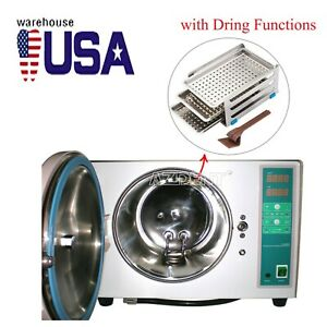 Dental Lab Autoclave Steam Sterilizer Medical Sterilizition With Drying Function