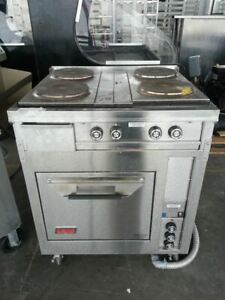 Lang 32s 1 Electric Range With Oven