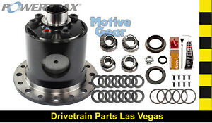 Powertrax Grip Pro Limited Slip Posi Dana 35 27 Spline Master Install Kit Jeep