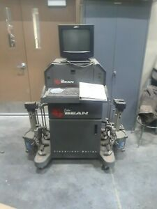 John Bean Visualiner Series V5 Alignment Machine
