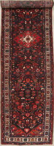 Hand Knotted Oversize Malayer Persian Wool Runner Rug 4 X 13 Oriental Carpet