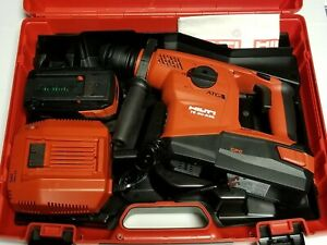 Hilti Te 30 a36 36v Cordless Combihammer Kit new Version Brand New