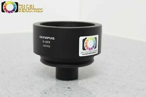 Olympus U ucv Adapter Lamp Insert Excellent Condition Free Shipping