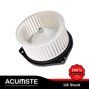 Heater A C Ac Blower Motor W Fan Cage For Mitsubishi Outlander Lancer 2002 2007