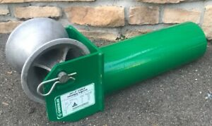 Greenlee 441 5 5 Cable Feeding Sheave Tugger Puller Wire Feeder