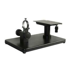 Horizontal Observation Stand For Stereo Microscopes 50mm Focusing Rack