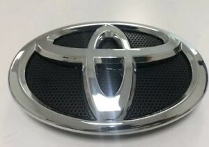Toyota Camry 2009 2010 2011 Front Grill Emblems New Genuine Oem 75311 06100