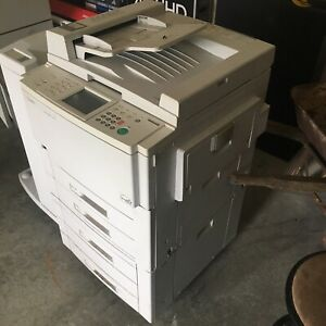 Pitney Bowes C360 Photocopier With 9732 Sorter