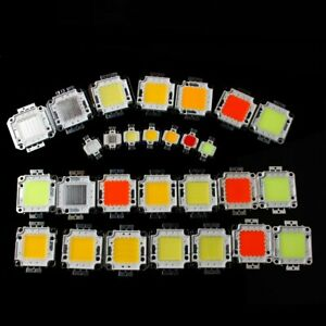 Light Cob Rgb Chip Led Bulbs Bead 10w 20w 30w 50w 100w Spotlight High Power New