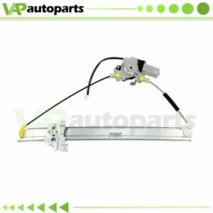 For 2000 2006 Mazda Mpv Power Window Regulator Front Left With Motor