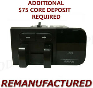 Reman Ford Super Duty F250 F350 F450 Trailer Brake Gain Control Module 05 06 07