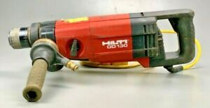 Hilti Dd 130 Core Drill Hand Held Dry wet Dd 130 Dd130