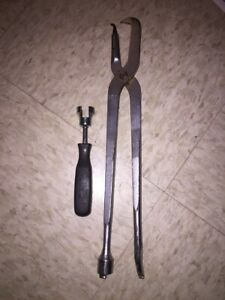 Snap On Old School Brake Spring Plier Tools