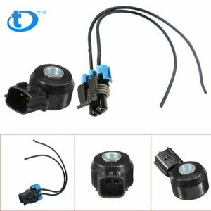 Engine Knock Sensor With Electrical Connector Fit For 22060 7b000 Nissan Xterra
