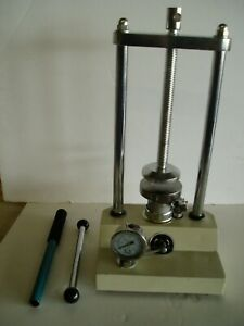 Dental Dentist Lab Hydraulic Press Flask Presse