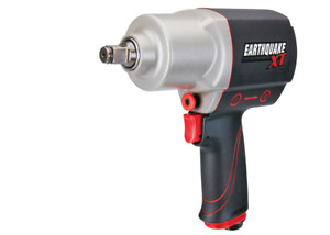 Earthquake Xt 1 2 In Composite Xtreme Torque Air Impact Wrench Automotive Tool