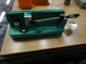 RCBS Reloading Powder Measure Scale  MODEL 10 - 10 with powder tray