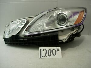 2006 2010 Lexus Gs300 Xenon Afs Driver Side Used Headlight Front Lamp 1200 h