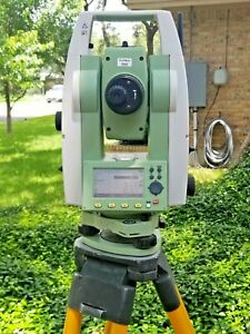 Leica Ts02 Plus 3 R500 Reflectorless Conventional Survey Total Station