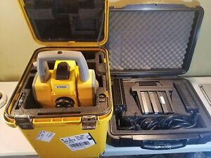 Trimble 5603 Dr200 3 Reflectorless Robotic Survey Total Station And Power