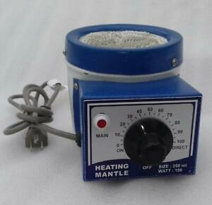 110v Heating Mantle 250ml For Round Bottom Flask 150 Watts