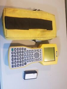 Trimble Tsc1 29673 50 Gps Control Surveying Data Collector With Case battery