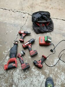 Snap On Cordless Power Tools 18v 1 Year Old