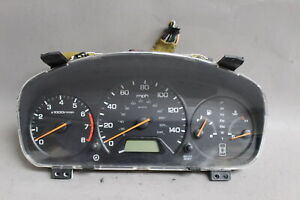 1998 1999 2000 2001 2002 Honda Accord Sedan Ex 2 3l Mph Cluster Speedometer Oem