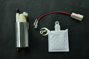 255lph Electric Fuel Pump For Ford Mustang Escape Focus Taurus Montego F 150 Gt