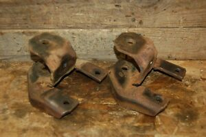 1962 1963 63 1964 Ford F100 F250 Truck Front Springs Rear Frame Mounts