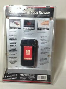Gm Computer Code Reader 1982 1995 No 3008 Equus Brand New