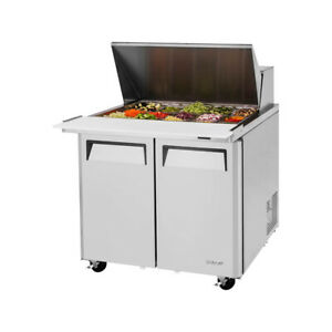 Turbo Air Mst 36 15 n6 36 Mega Top Sandwich Salad Unit Refrigerated Counter