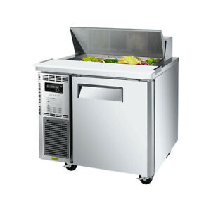 Turbo Air Jst 36 n 35 Sandwich Salad Unit Refrigerated Counter
