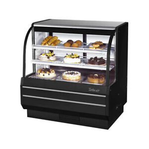 Turbo Air Tcgb 48 w b n Display Case Refrigerated Bakery