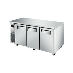 Turbo Air Jur 72s n6 Reach in Undercounter Refrigerator