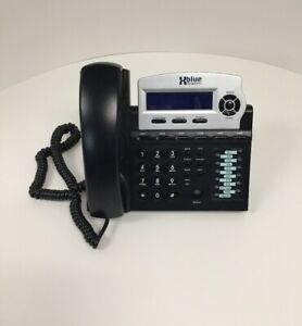 Xblue Networks 6 Line Telephone With Dim Display Charcoal