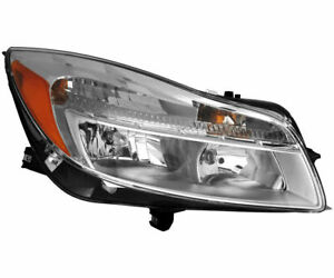 Fits For 2011 2012 2013 Buick Regal Headlight Right Passenger Side 22794766