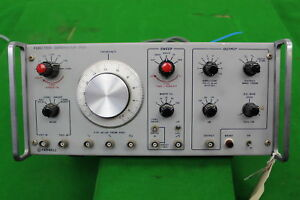 Farnell Function Generator Fg1 Signal Generator Electrical Testing Equipment