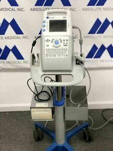 Sonosite 180 Plus Portable Ultrasound Machine With L38 Linear Vascular Probe