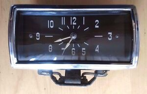 1948 Cadillac Clock Immaculate Reconditioned