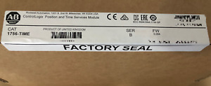 factory Sealed Allen Bradley 1756 time Gps Module Date 2018 Hiprom 1756hp time
