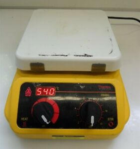 Thermo Cimarec Sp131325q Magnetic Stirrer Hot Plate