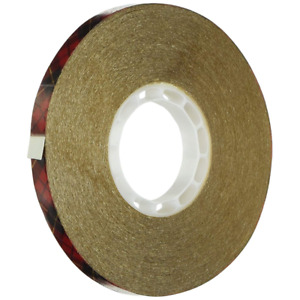 Scotch Atg Adhesive Transfer Tape 926 Clear 0 25 In X 18 Yd 5 Mil