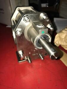 Oberdorfer Ss Rotary Gear Pump S92316cz Condition New In Box