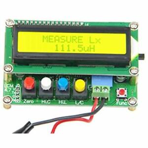 Multi Testers Knacro Lc100 a Digital Lcd High Precision Inductance Capacitance