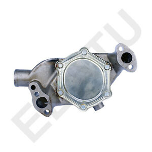 New Engine Water Pump For 84 91 Chevy Corvette 350 V8 5 7l
